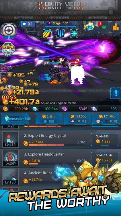 Infinity Mechs screenshot-4