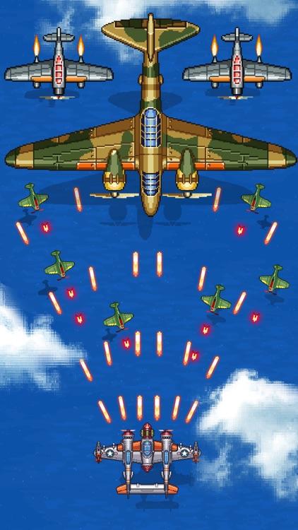 1945 - Airplane shooting games screenshot-4