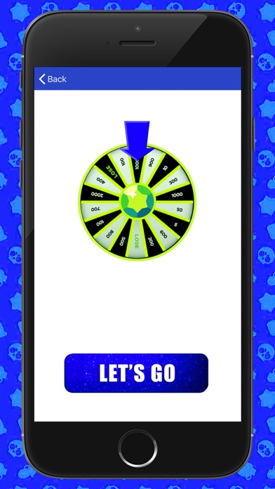 Gems Wheel for Brawl Stars screenshot #2