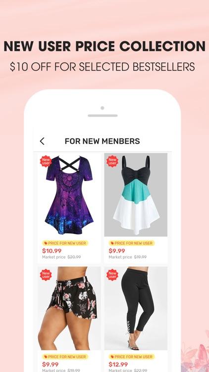 ROSEGAL-Fashion & Clothing