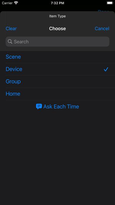 HomeBot for Shortcuts screenshot 8