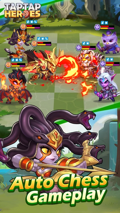 Taptap Heroes:Void Cage screenshot-6