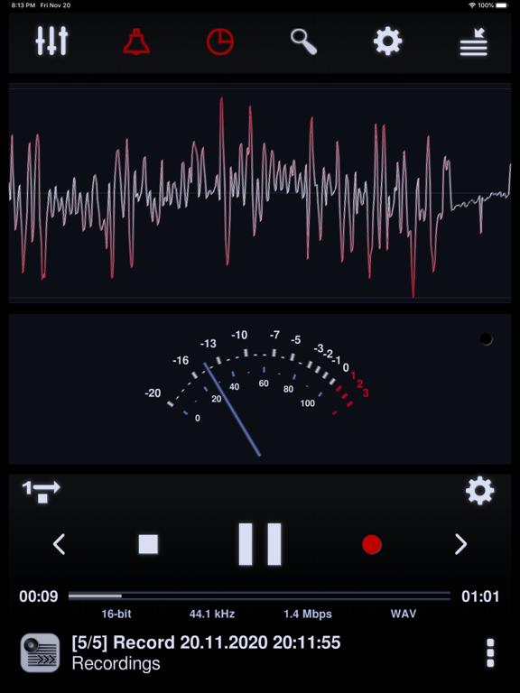 Neutron Audio Recorder screenshot 12
