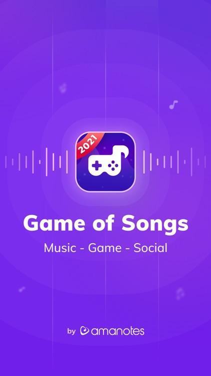 Game of Songs - Music Gamehub screenshot-3