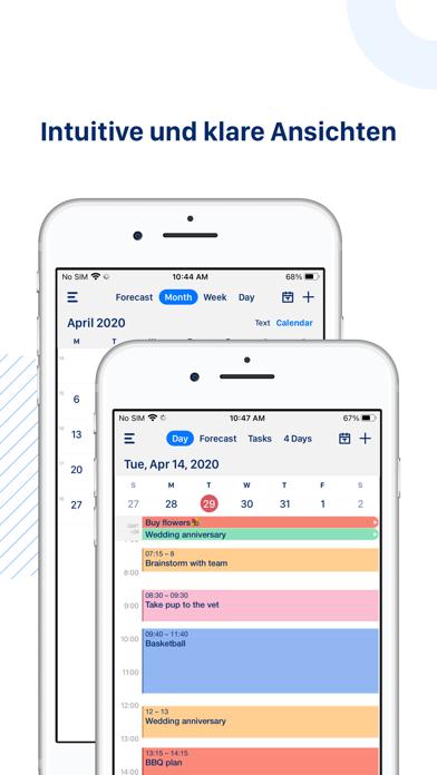 Calendar App: Tasks & CalendarScreenshot von 4