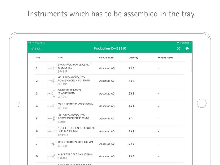 Tray Organizing Manager NG screenshot-3