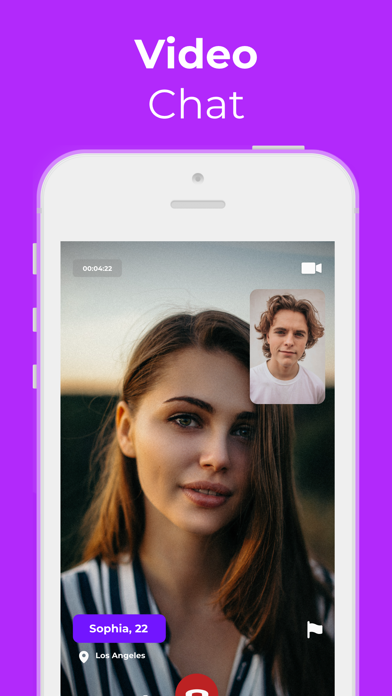 HUD™ - #1 Casual Dating App Screenshot