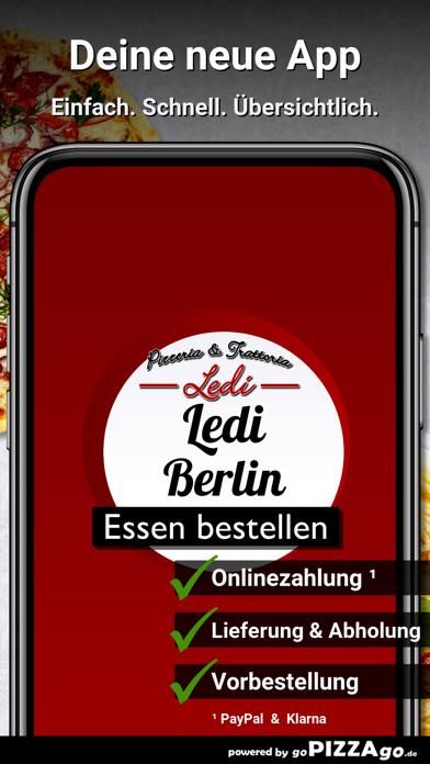 Pizzeria Ledi Berlin screenshot 1