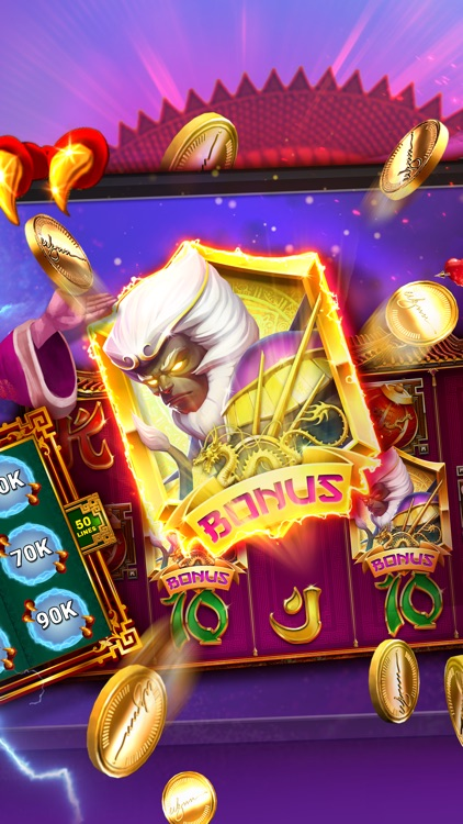 Wynn Slots - Las Vegas Casino screenshot-1