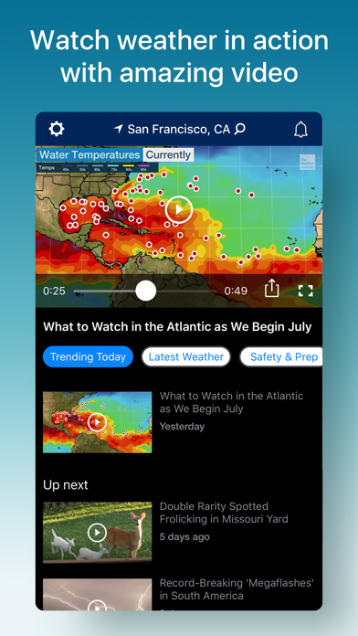 messages.download Weather - The Weather Channel software