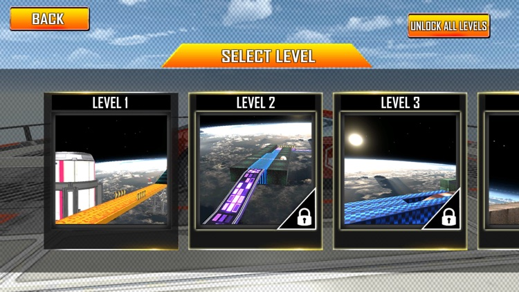 Crazy Car Stunts Racing Game screenshot-3