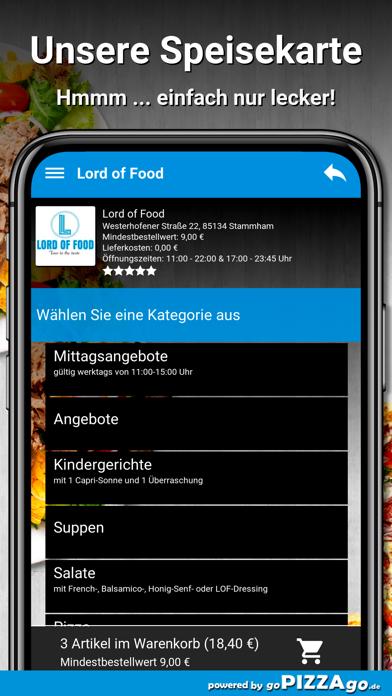 Lord of Food Stammham screenshot 4