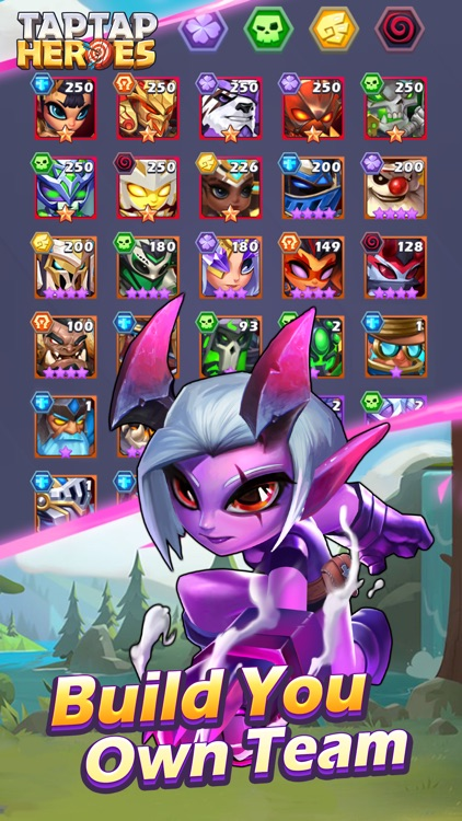 Taptap Heroes:Void Cage screenshot-0