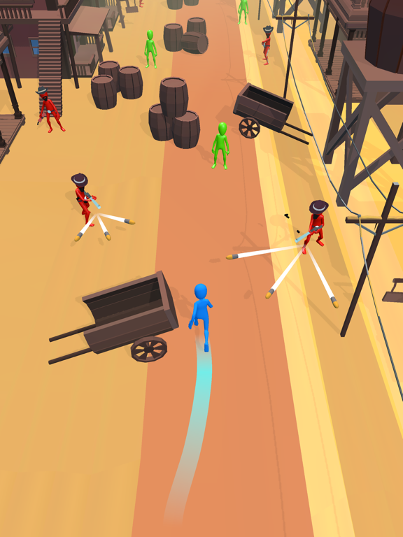 Slow Mo Shooter screenshot 5