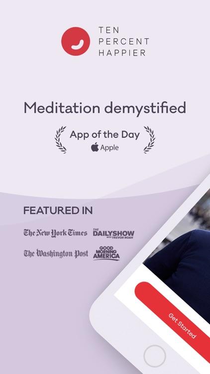 Ten Percent Happier Meditation