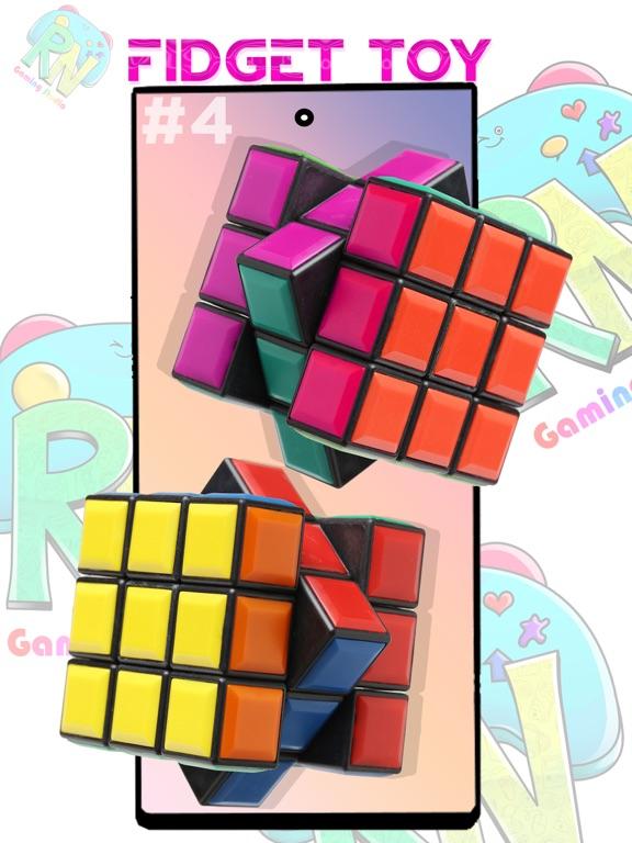 Ipad Screen Shot Fidget Toys Box Destress pops 4