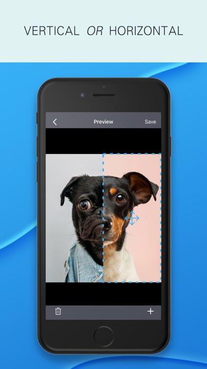 JPic:Screenshot stitch photos