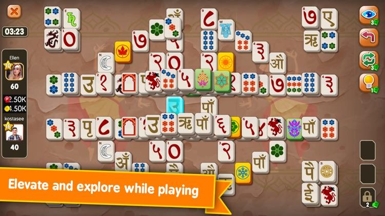 Mahjong Duels® Majong Board Go screenshot-5