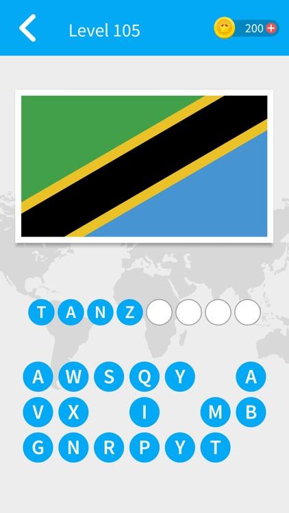 Flags quiz - guess the flag screenshot-3