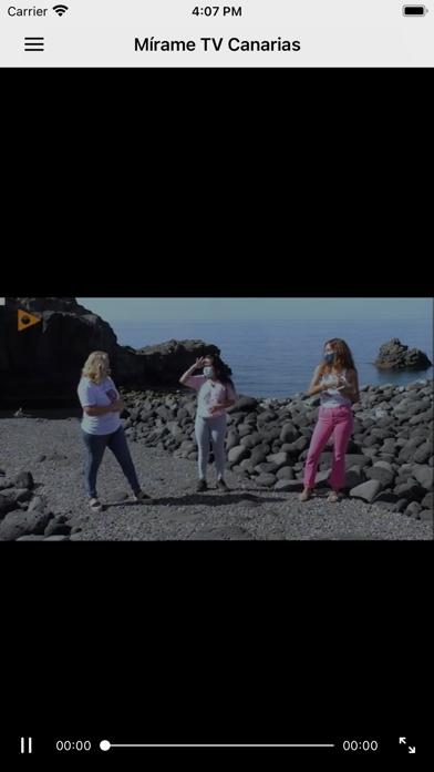 Mírame TV CanariasCaptura de pantalla de5