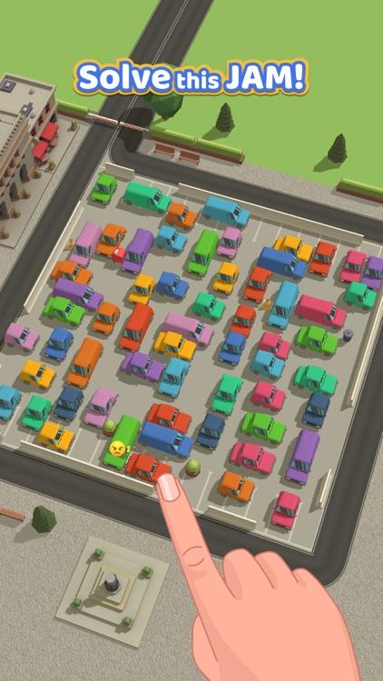 Parking Jam 3D screenshot-4