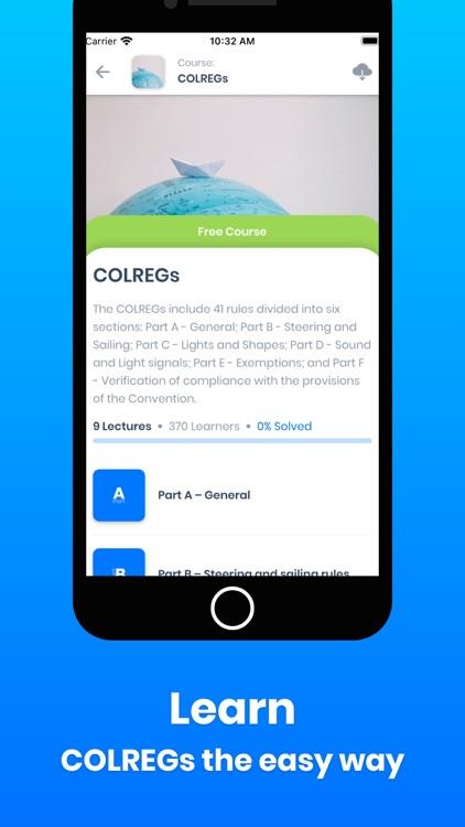 Sea Sector - Maritime Courses screenshot-3