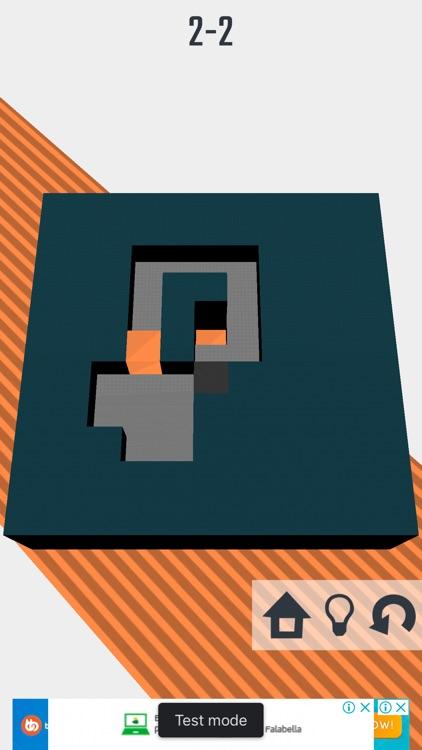 Cube [Brain training maze]