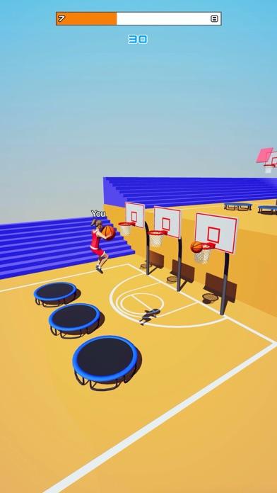 Jump Dunk 3D screenshot 2