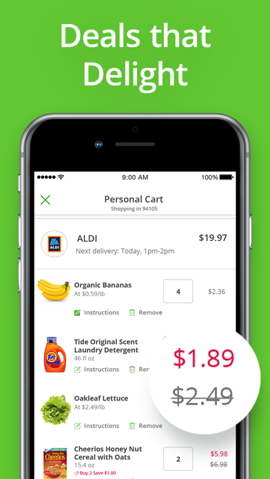 Instacart - grocery deliveries wiki review and how to guide
