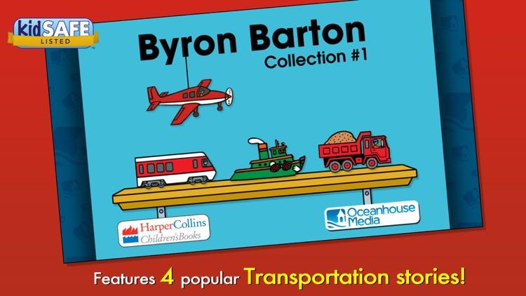 Byron Barton Collection #1