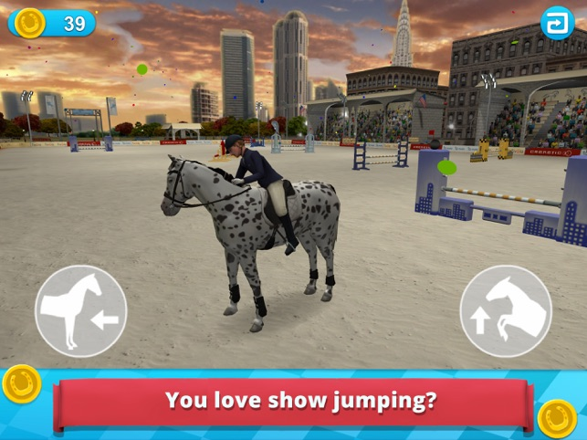 Horse World Show Jumping On The App Store