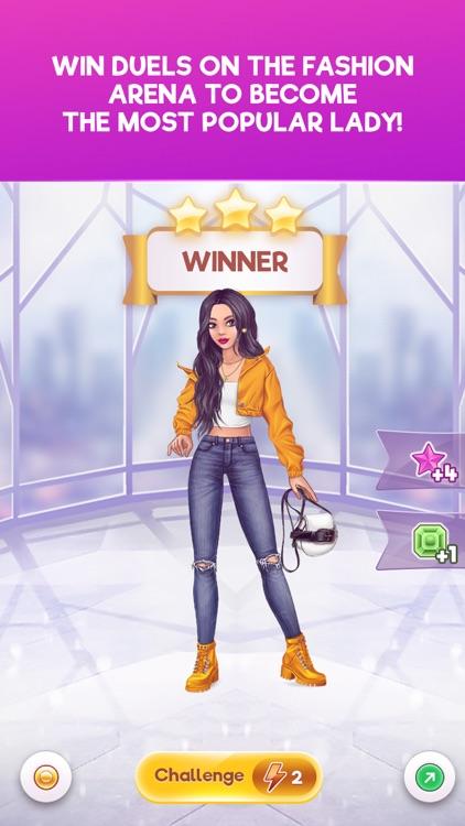 Lady Popular: Fashion Arena screenshot-4