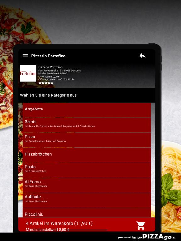 Pizzeria Portofino Duisburg screenshot 8