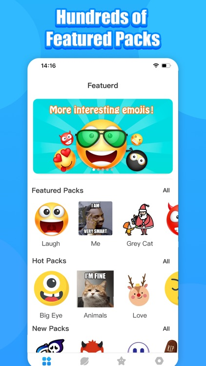 Emoji Stickers for Texting