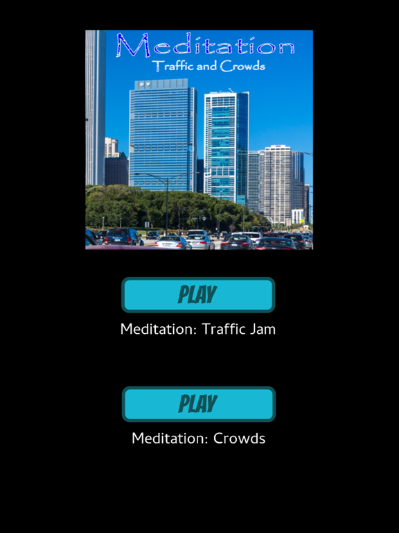 Meditation:Traffic Jams+Crowds screenshot 6