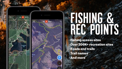 onX Hunt: #1 GPS Hunting Map Screenshot