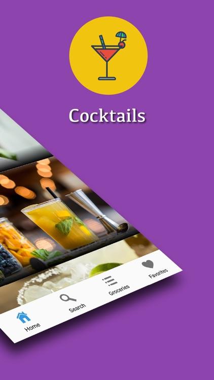 Cocktails: Drink Recipes
