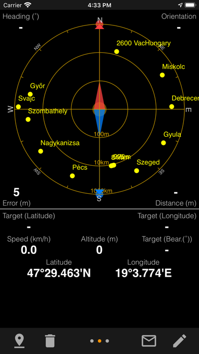 GPS Status & Toolbox Screenshot