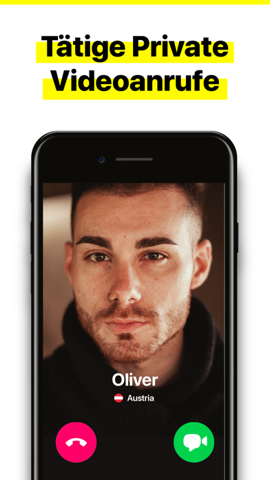 Herunterladen Olive: Zufälliger Video-Chat für Pc