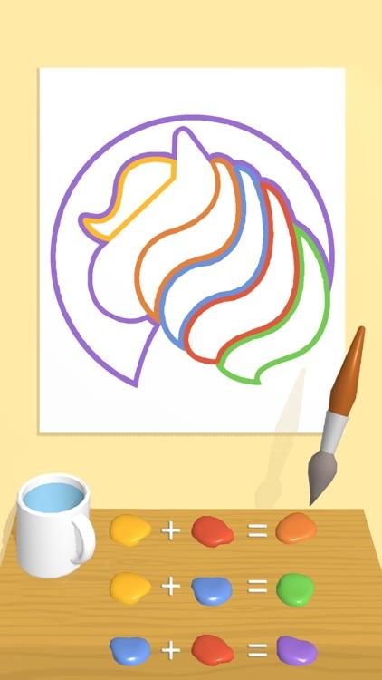 Paint Puzzle!