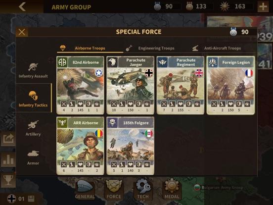 Glory of Generals 3 screenshot 16