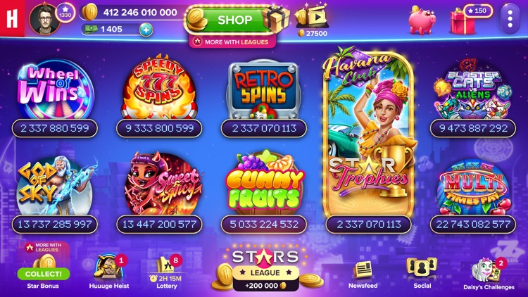 Stars Casino Slots screenshot-9