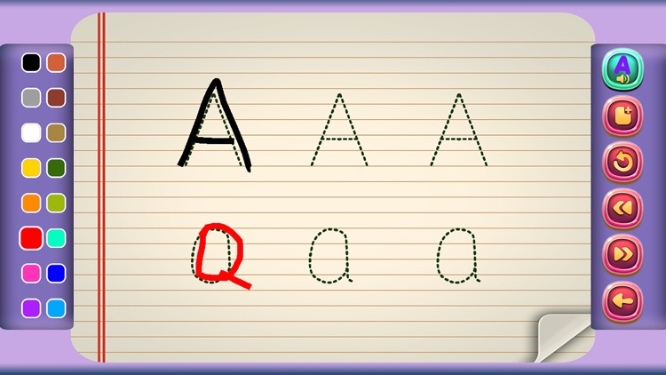 Learning to Write ABC and 123 screenshot-3