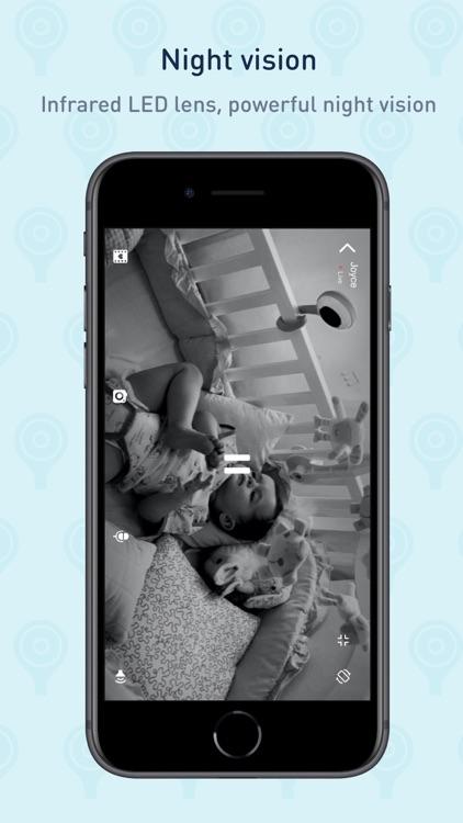Lollipop - smart baby monitor screenshot-3
