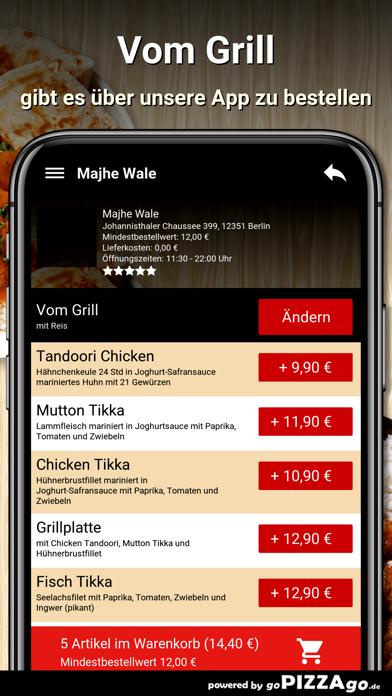 Majhe Wale Berlin screenshot 6