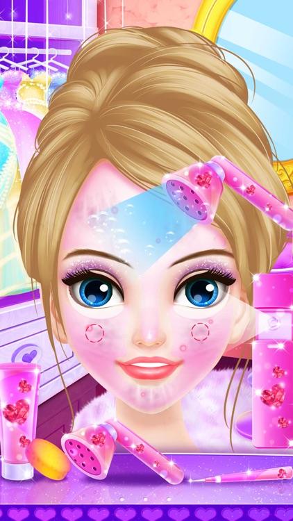 Wedding Face Painting Makeup
