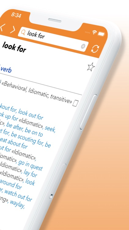 English Thesaurus screenshot-1