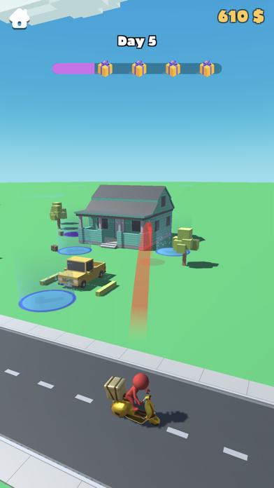 Delivery Guy! screenshot 1