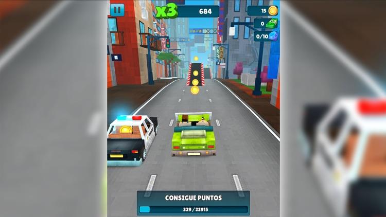 Robber Race Escape: Getaway! screenshot-6
