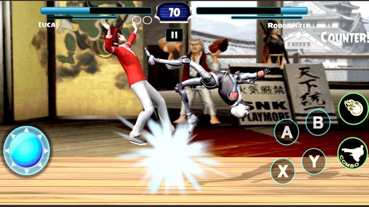 Big Fighting Game